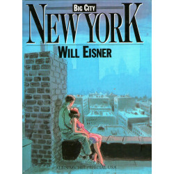 Big City (1) - Will Eisner - New-York