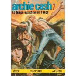 Archie Cash (7) - Le démon aux cheveux d'ange