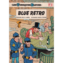 Tuniques Bleues (18) - Blue rétro