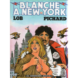 Blanche Epiphanie (4) - Blanche à New-York