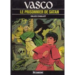 Vasco (2) - Le prisonnier de Satan