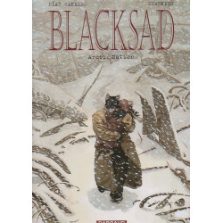 Blacksad (2) - Artic-Nation
