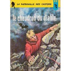 La patrouille des Castors (14) - Le chaudron du diable