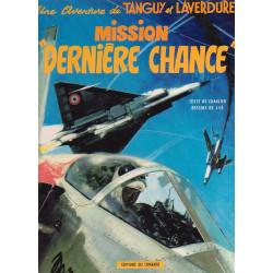 Tanguy et Laverdure (17) - Mission dernière chance