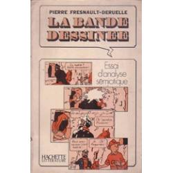 La bande dessinée - Essai d'analyse sémiotique