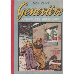 Geneviève (1) - Aventures héroiques