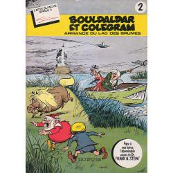 Bouldadar et Colegram (3) - Armande du lac des brumes