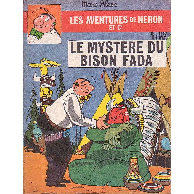 1-les-aventures-de-neron-et-cie-5-le-mystere-du-bison-fada