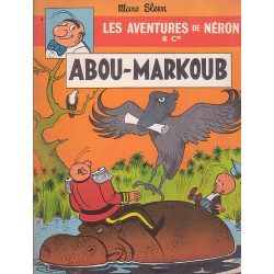 Les aventures de Néron et Cie (4) - Abou-Markoub