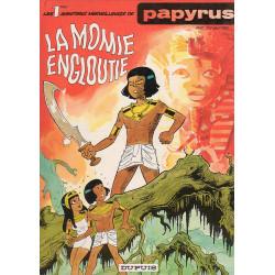 Papyrus (1) - La momie engloutie