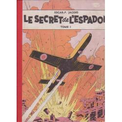 Blake et Mortimer (1) - Le secret de l'Espadon