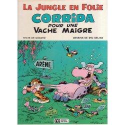 La jungle en folie (4) - Corrida pour une vache maigre