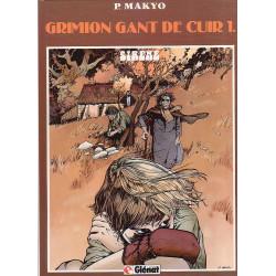 Grimion gant de cuir (1) - Sirène
