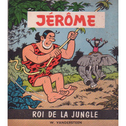 Jérôme (3) - Roi de la jungle
