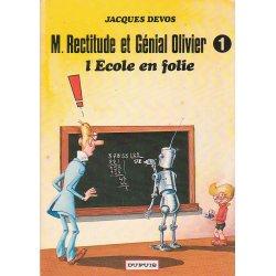 Génial Olivier (1) - L'école en folie