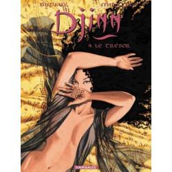 Djinn (4) - Le trésor