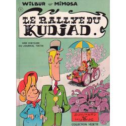 Wilbur et Mimosa - Le rallye du Kudjad