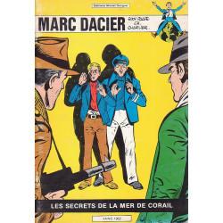 Marc Dacier (HS) - Les secrets de la mer de corail