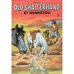 Old Shatterhand et Winnetou