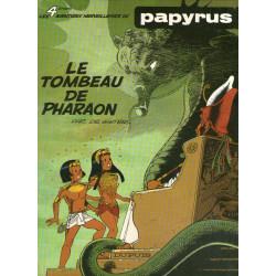Papyrus (4) - Le tombeau de Pharaon