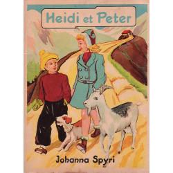Heidi et Peter