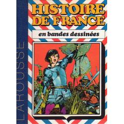 Histoire de France en bandes dessinées (3) - DE Saint Louis à Jeanne d'Arc