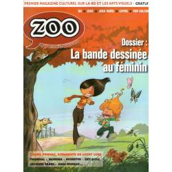 Zoo (28) - La bande dessinée au féminin