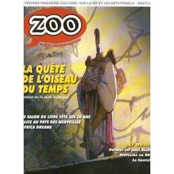 Zoo (24) - La quête de l'oiseau du temps