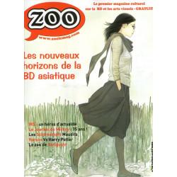Zoo (20) - Les nouveaux horizons de la bd asiatique