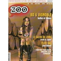 Zoo (38) - Bd et vignoble, bulles et tanins