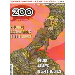 Zoo (39) - 12 jeunes dessinatrices de bd à suivre
