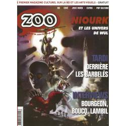Zoo (43) - Niourk et les univers de Wul