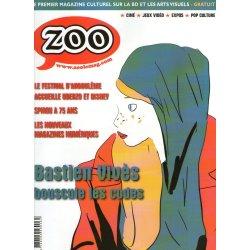 Zoo (45) - Bastien Vivès bouscule les codes