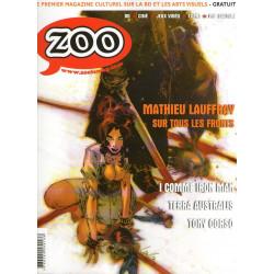 Zoo (47) - Mathieu Lauffray sur tous les fronts