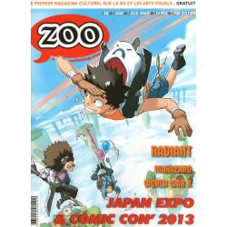 Japan expo et comic con' 2013