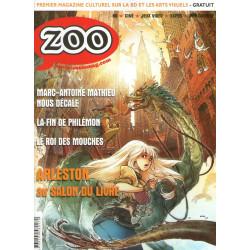 Zoo (46) - Arleston au salon du livre de Paris