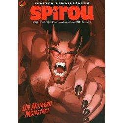 Spirou (3784) avec poster - Un numéro monstre