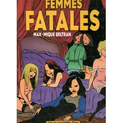 Jean-Pierre Max - Femmes fatales