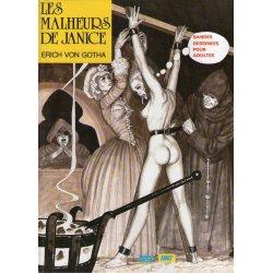 Erich Von Gotha - Les malheurs de Janice (1)