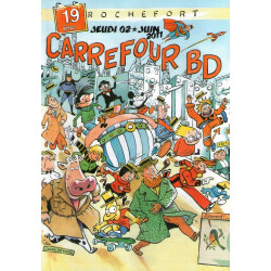 Carrefour BD (19) - Rochefort 2011