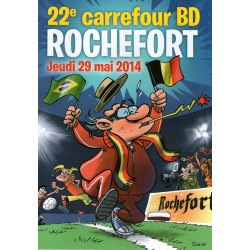 Carrefour BD (22) - Rochefort 2014