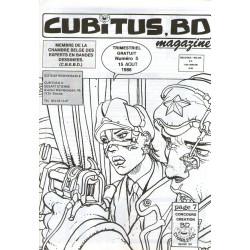Cubitus BD (5) Coeur sanglant et autres faits divers