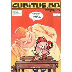 Cubitus BD (15) Petit Spirou