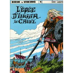 Erik le viking (1) - L'épée d'Ingar le cruel
