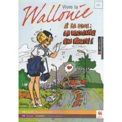 Natacha - La Wallonie en route