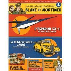 Blake et Mortimer (HS) - Voitures et véhicules fantastiques
