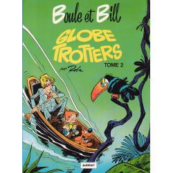 Boule et Bill (HS) - Globe trotters (tome 1 et 2)