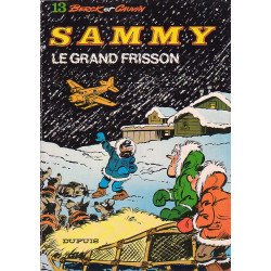 Sammy (13) - Le grand frisson