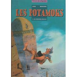 Les Potamoks (2) - Les fontaines rouges