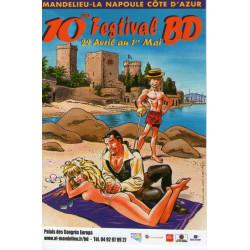 Festival BD Mandelieu La Napoule Côte d'Azur - Scorpion - Olivier Rameau